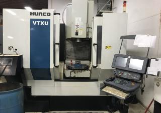 2005 Hurco VTXU