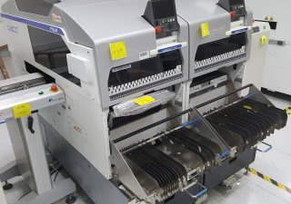 Fuji NXT-II 2M AND 4M Base w/M6II Modules Placement Machine