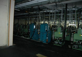 Pantyhose Knitting Plant All