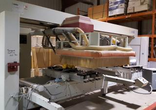 Busellato Super Master H150 CNC Machine Center