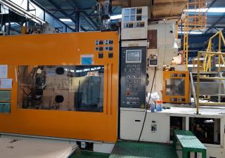 UBEMAX UBE 2500 Injection moulding machine