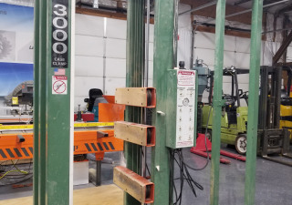 Uhling HP 3000 Case Clamp