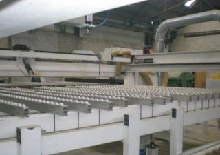 SELCO-WNT 125-Automatic panel sizing beam saw