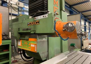 Mecof CS88G Bed milling X 4300 Y 1000 Z 1900 mm