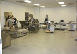 GMP Packaging line