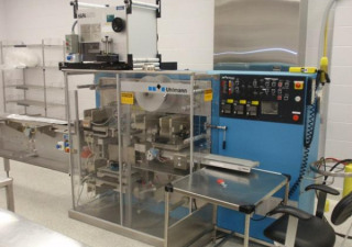 Uhlmann UPS300 blister machine