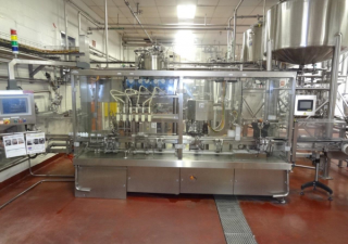 Optima Optima 2 Oz Drops Filling Line