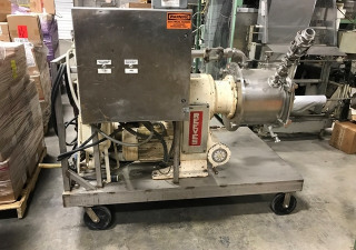 Cornell Machine Company Model D16 Stainless Steel Sanitary Versator with Vacuum Pump at Wohl Associates