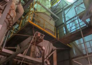 Unitech Titanium evaporator