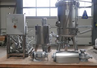 Gravel Filter SCHENK Type ZHF –S15
