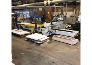 Used Northwood NW 3-Axis TA512MT Iron Horse CNC Machining Center, 5′ x 12′ Table