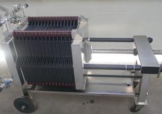 SCHENK Sheet filter, Plate Filter SCHENK
