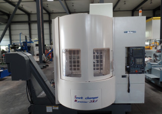 Kitamura MyCenter 3XiF Vertical CNC Machining Center with New Unused Installed Spindle!