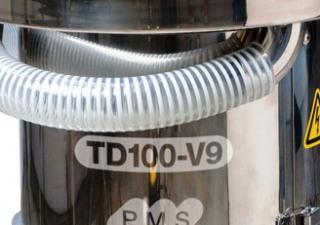 PMS TD100-V9 Tablet Deduster