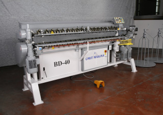 Ümit Makina |  BD-30 / BD-40 / BD-50 BONNELL SPRING ASSEMBLY MACHINE
