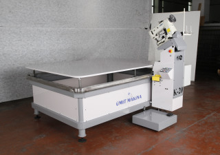 Ümit Makina |  K-20 HIGH SPEED MATTRESS TAPE EDGE MACHINE