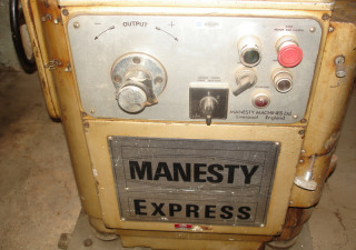 Manesty  Express 20