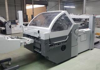 Stahlfolder KH82