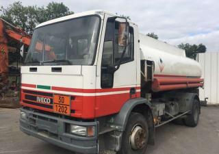 IVECO tanker / CITERNE