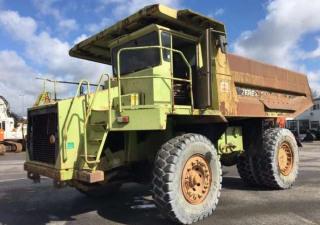 Dumptruck TEREX 3340 used