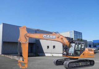 Case CX210D LC