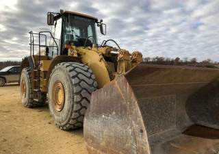 Caterpillar 980G SERIES 2