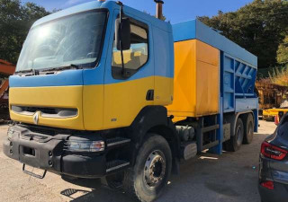 Suction Truck RENAULT 340