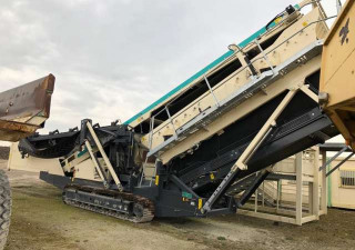 Used Powerscreen T CHIEFTAIN 1400 for sale in France - Kitmondo