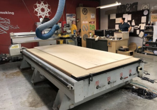 Used Multicam MG 204 6′ x 10′ CNC Router