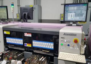 Philips Assembleon Topaz Xii (FNC) Placement Machine (2004)