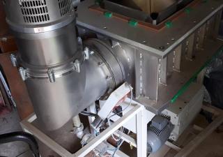 Leybold Vacuum Aluminizing Machine - machine de revêtement