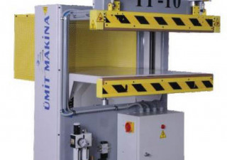 Ümit Makina |  YP-10 PILLOW PRESS MACHINE