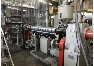 Kuhne  Extrusion line