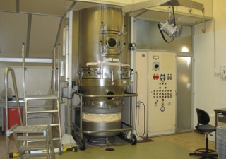Glatt – Dryer TFO 100/150