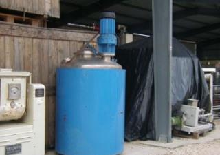 1200L mixing tank