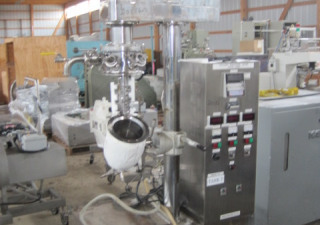Mizuho Industrial PVTS-5UN Triple-Action High Shear Mixer