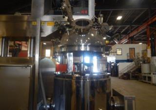 Olsa 316L Stainless Steel Vacuum Mixer Homogenizer