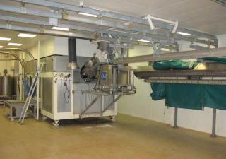 Dumoulin – IDA 1300 (coating machine)