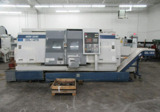 Mori Seiki DL-25MC