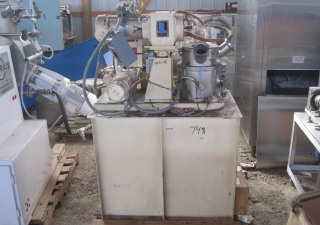 Ross Stainless Steel Double Planetary Mixer