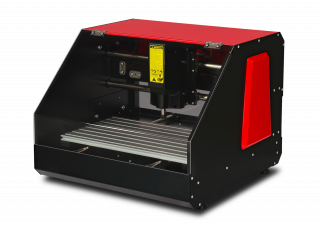 SAGETECH MACHINERY DESKTOP ENGRAVER DE30 DESKTOP CNC MINI CNC.