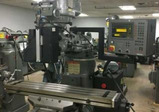 Bridgeport Series 1 CNC 3-Axis