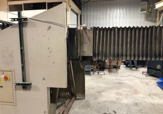 Flow Bengal 4 x 4 Eagle Waterjet