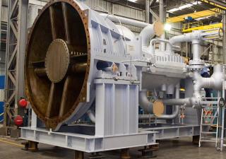 Siemens SST-400 50MW