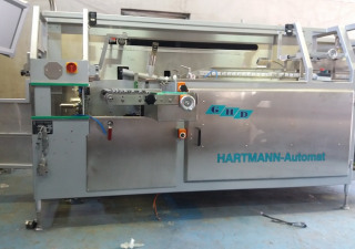 Refurbished Hartmann GBK 220 & SL 30 Complete Set - Excellent Working Condition