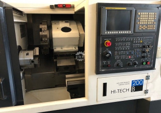 Hwacheon Hi-Tech 200B