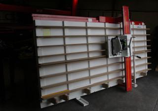 Sagetech Machinery KOOLKUT KF12 Vertical Panel Saw Wall Saw