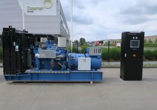 MTU 12V2000 - 800 KVA