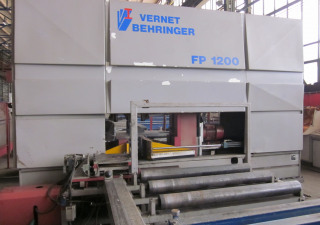 VERNET BEHRINGER HBP 530/1104G-NC1-BM Sawing- and Drilling Plant