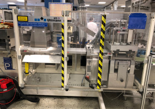 Uhlmann Complete Packing Line for Ampoules